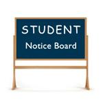 Student's Notice